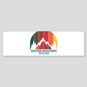 Hunter Mountain - Hunter - New Yo Bumper Sticker