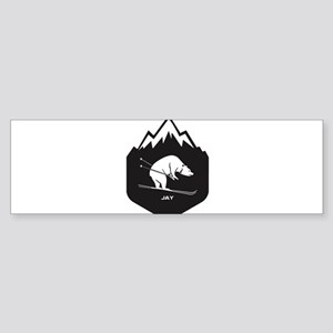 Jay Peak Resort - Jay - Vermont Bumper Sticker