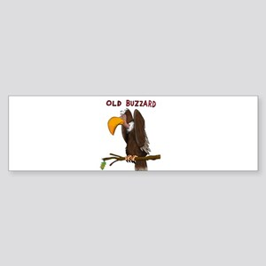 Old Buzzard Bumper Sticker