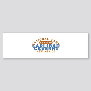 Carlsbad Caverns - New Mexico Bumper Sticker