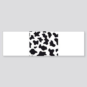 Cow Animal Print Sticker (Bumper)