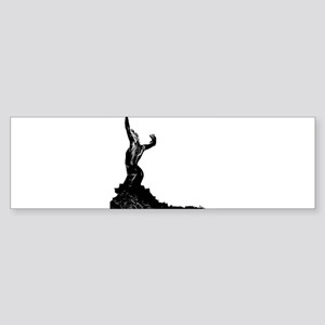 Flamenco dancer - bailaora Sticker (Bumper)