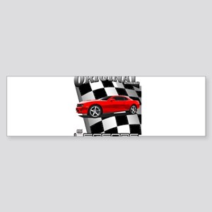 Musclecar Top 100 d13006 Bumper Sticker