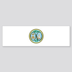 South Carolina Seal Bumper Sticker