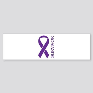 Domestic Violence Survivor Awareness Bumper Sticke