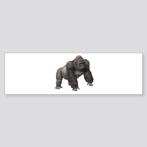 SLIVERBACK Bumper Sticker
