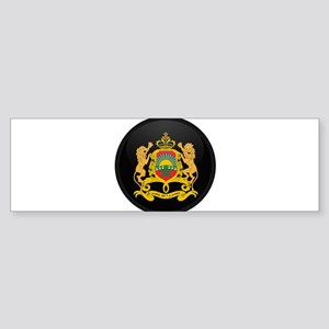 Coat of Arms of Morocco Bumper Sticker