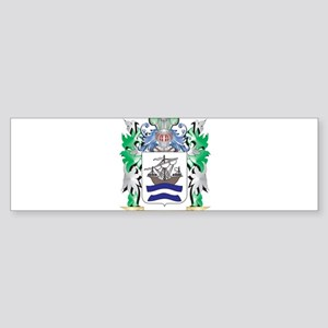 Applebee Coat of Arms - Family Cres Bumper Sticker