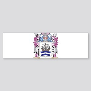 Applebee Coat of Arms (Family Crest Bumper Sticker