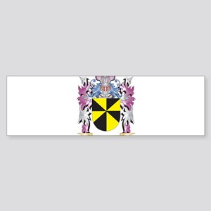 Campbell Coat of Arms (Family Crest Bumper Sticker