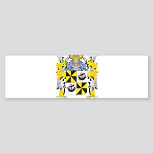 Campbell-- Coat of Arms - Family Cr Bumper Sticker