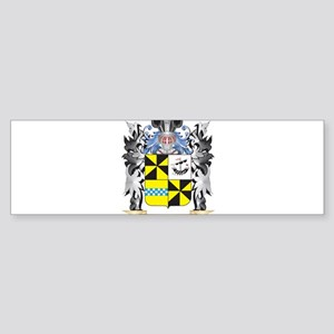 Campbell Coat of Arms - Family Cres Bumper Sticker