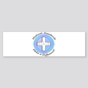 Nursing Assistant Sticker (Bumper)
