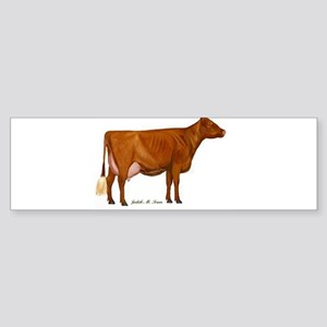 Shorthorn Trans Sticker (Bumper)