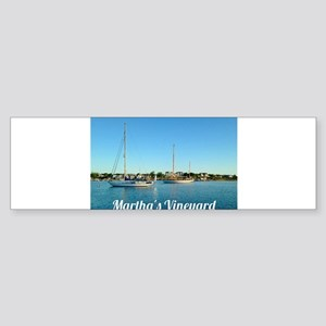 Edgartown Harbor Sticker (Bumper)