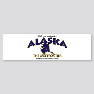Alaska Bumper Sticker