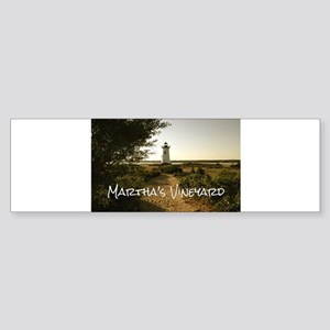 Lighthouse Path Sticker (Bumper)