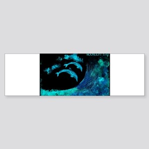 Jmcks Moonlight Bay Sticker (Bumper)