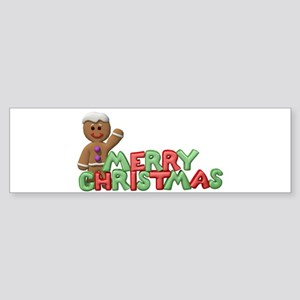 CHRISTMAS COOKIES Bumper Sticker