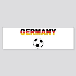 Germany soccer Bumper Sticker
