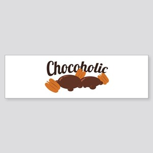 Chocoholic Turtles Bumper Sticker