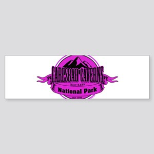 carlsbad caverns 4 Bumper Sticker