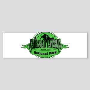 carlsbad caverns 3 Bumper Sticker