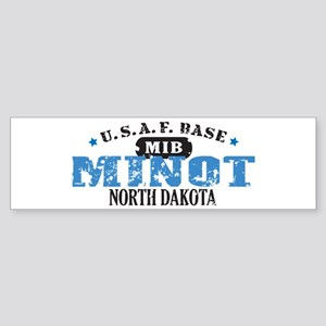 Minot Air Force Base Bumper Sticker