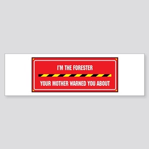 I'm the Forester Bumper Sticker