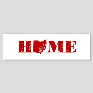 HOME- OH Bumper Sticker