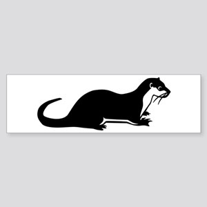Otter Sticker (Bumper)