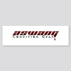 Aswang Condition Gear - Bumper Sticker