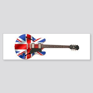 BRITISH INVASION Bumper Sticker