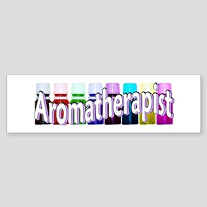 Aromatherapist Bumper Sticker