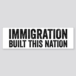 Immigration Built This Nation Resist Anti Trump Bu