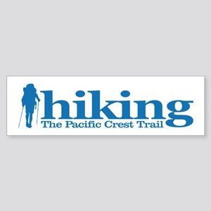 Pacific Crest Trail (H4) Sticker (Bumper)