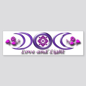 love light boybrief Sticker (Bumper)