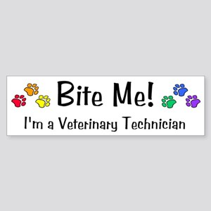 Bumper Sticker - Bite Me!