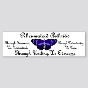 Butterfly Awareness 1 (Rheumatoid Arthritis) Stick
