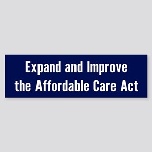 Save The Affordable Care Act Bumper Sticker