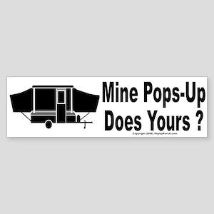 Camping Bumper Stickers - CafePress