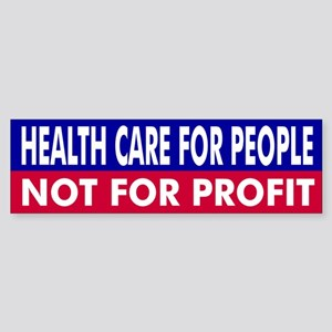 Health Care Reform: Bumper Sticker