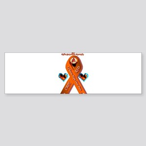 I Choose Hope Over Pain CRPS RSD Aw Bumper Sticker