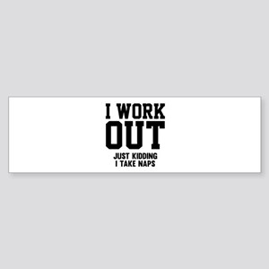 6ff118a63 Funny Napping Bumper Stickers - CafePress