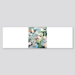 Sea glass Sticker (Bumper)