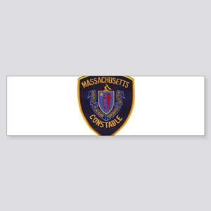 Massachusetts Constable Sticker (Bumper)