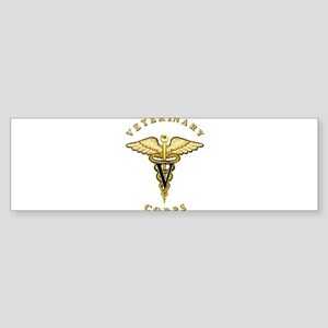 US Army Veterinary Sticker (Bumper)