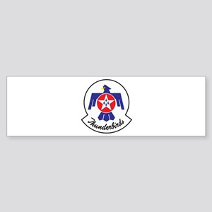 U.S. Air Force Thunderbirds Sticker (Bumper)