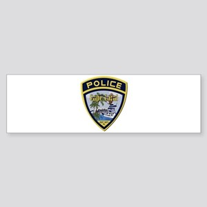 Cape Coral Police Bumper Sticker