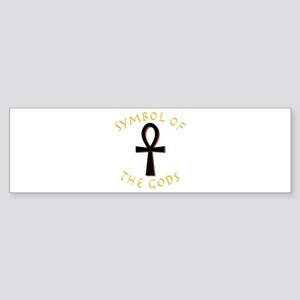 Symbol of Gods Bumper Sticker